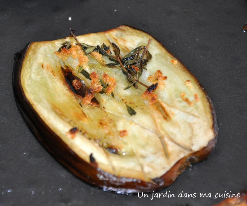 Aubergines et tomates grill es un jardin dans ma cuisine for Asticots dans ma cuisine