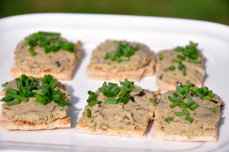 caviar aux légumes un jardin dans ma cuisine