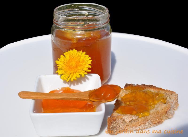 Cramaillote ou  miel de pissenlit