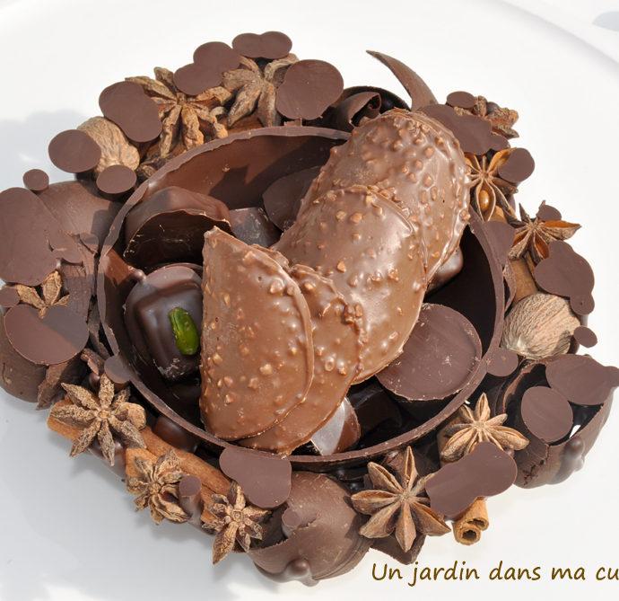 stage chocolat chez Colas