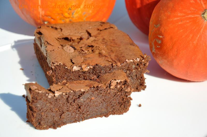 G teau au chocolat sans beurre ni farine un jardin dans ma cuisine - Gateau sans sucre ni beurre ...