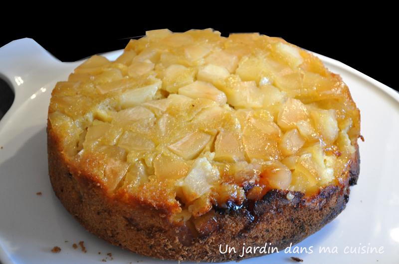 Cake Au Gingembre Confit Citron