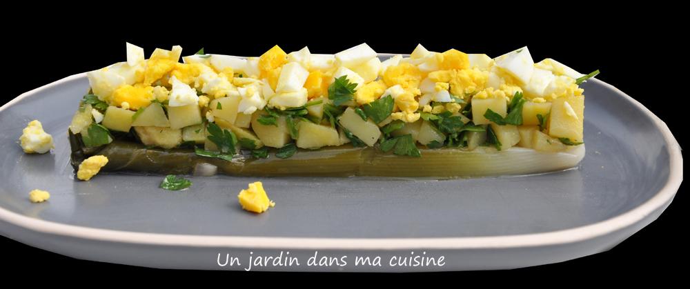 millefeuille de légumes
