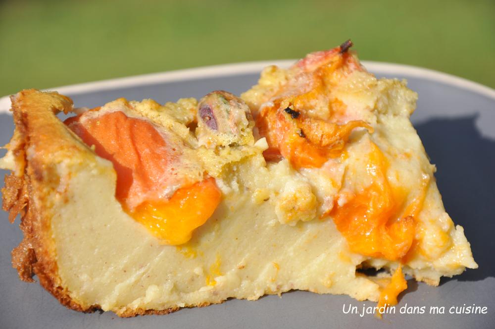 far abricot pistache