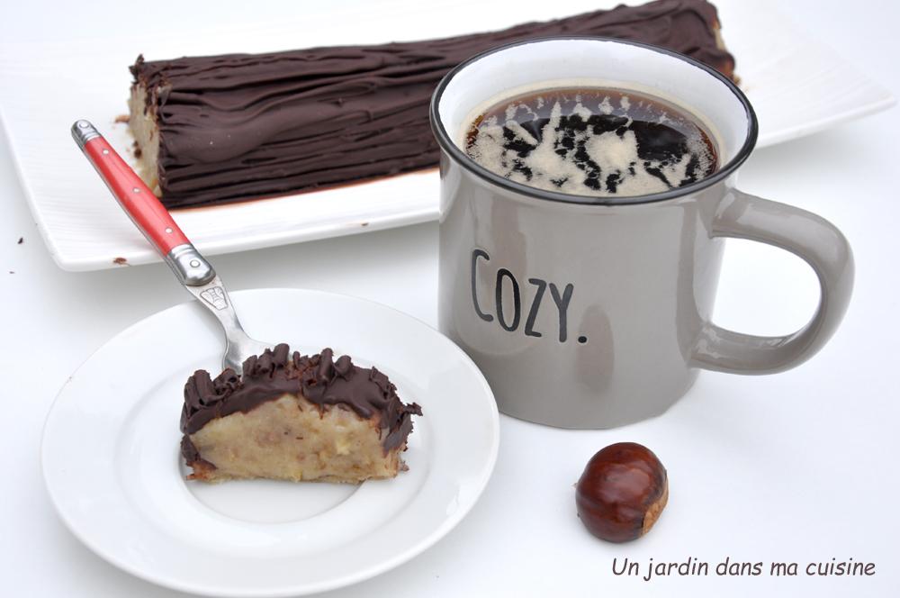 B che ch taignes chocolat un jardin dans ma cuisine for Asticots dans ma cuisine
