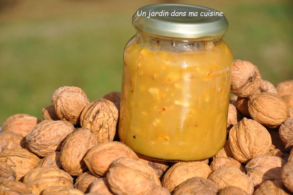 caramel de noix au beurre salé