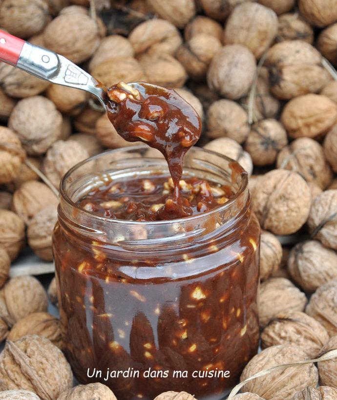 caramel de noix chocolat au beurre salé