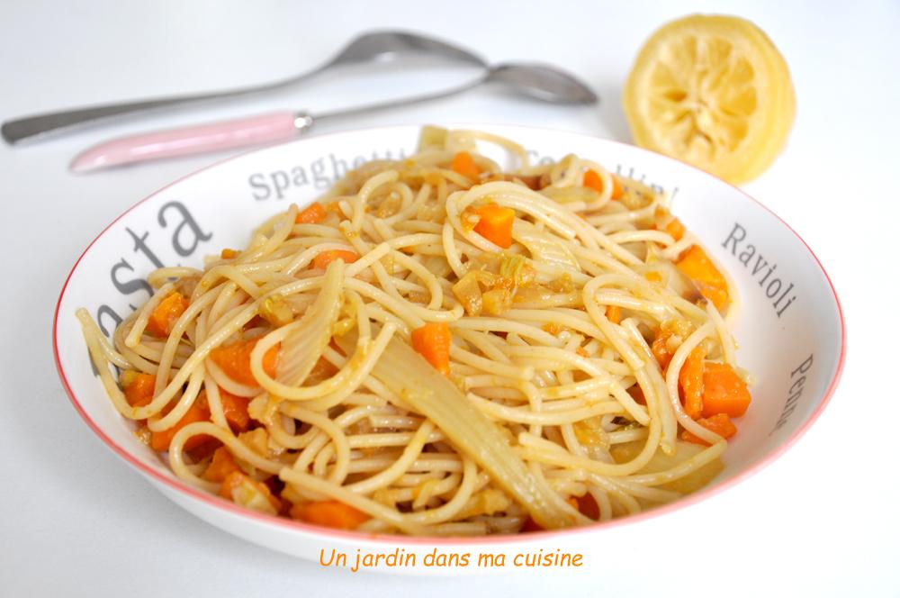 fenouil braisé au citron confit
