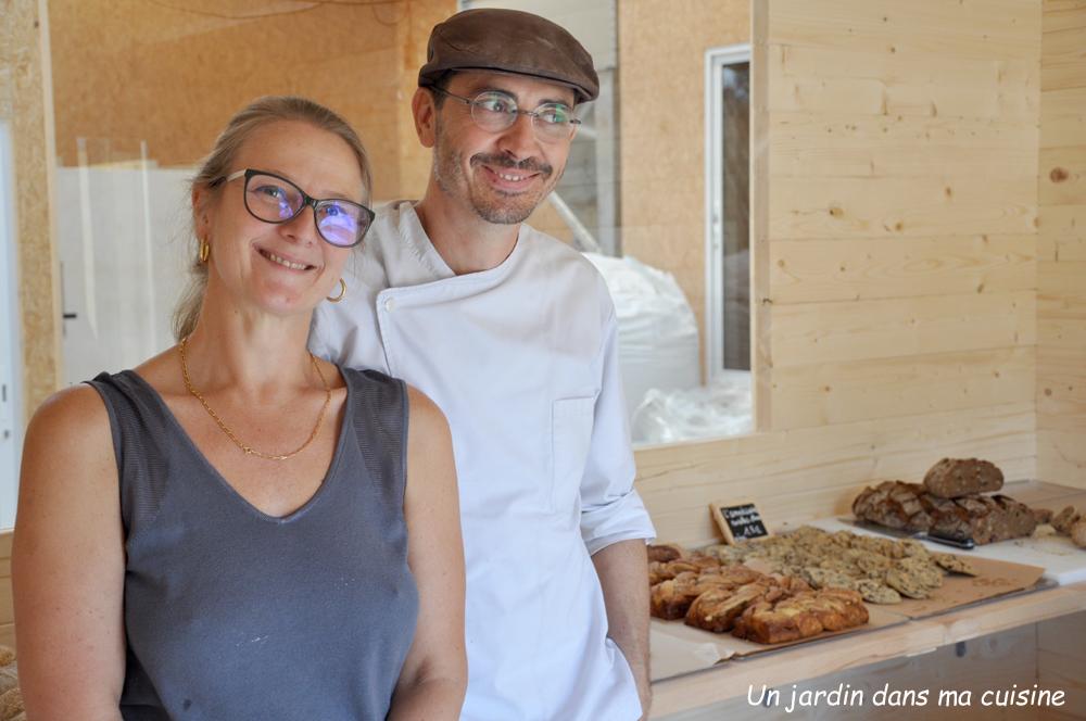 Portrait de Bruno, un artisan boulanger bio des Yvelines