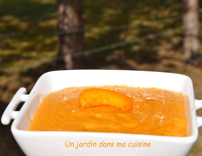 crème pâtissière sans lait ni sucre